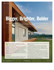 (Professional Remodeler, January 2014)