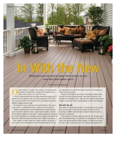 (Professional Remodeler, March 2014)